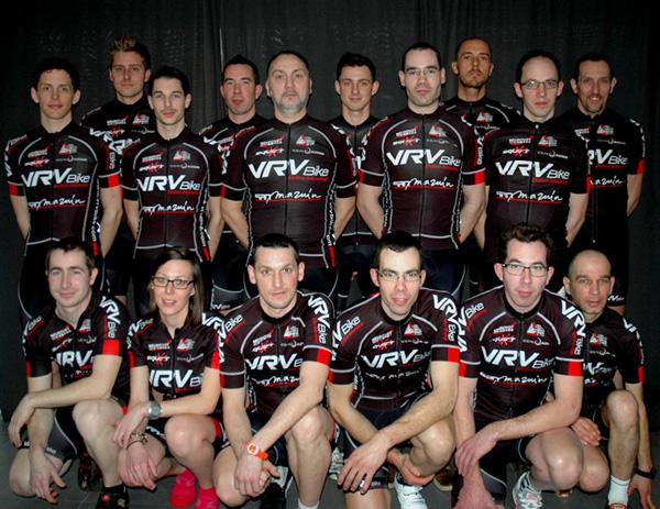 team VRVbike 2011-2012