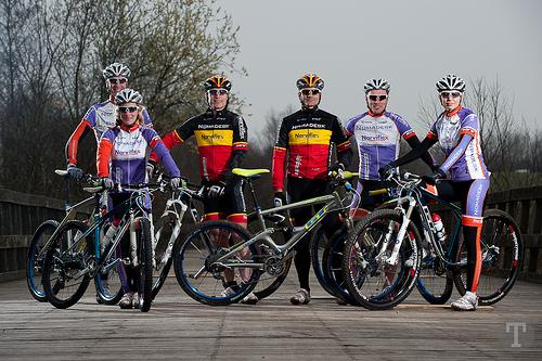 Team Nomadesk Narviflex soutenu par VRVbike