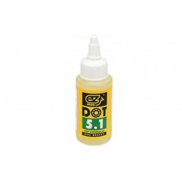 EZmtb - flacon bouteille liquide huile purge frein hydraulique DOT 5.1 60 ml