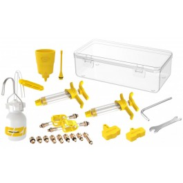 EZmtb - kit valise complete purge frein hydraulique universel DOT et Mineral