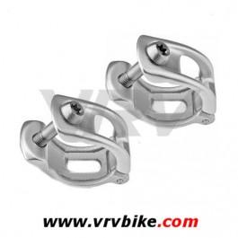 SRAM - AVID - Collier levier frein SILVER SEUL gauche + droit compatible matchmaker X