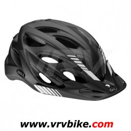 BELL casque velo MUNI Noir mat taille S-M 50-57 cm pour ville urbain vtt route