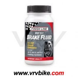 """FINISH LINE - """"Brake fluid Oil"""" Huile frein DOT 5.1  120 ml"""