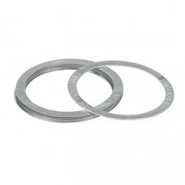 FSA - rondelle epaisseur entretoise micro spacer reglage roulement jeu direction 0.25 mm 1'1/8 (1 pièce)