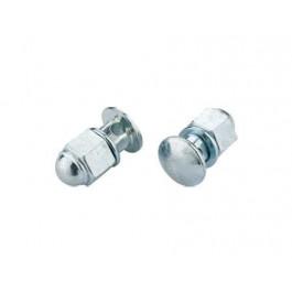 "JAGWIRE - serrage cable ""5 mm anchor bolt"" frein BSA009 gris (1 pce)"