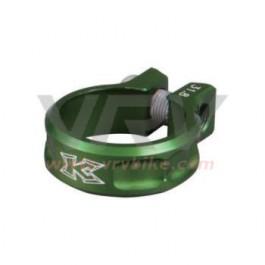 KCNC - collier de serrage tige de selle SC11 a vis 38.2 VERT