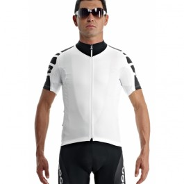 ASSOS - Maillot courtes manches SS Uno S7 Blanc taille L