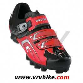 PEARL IZUMI - chaussures VTT MTB Select Race rouge / noir taille 42