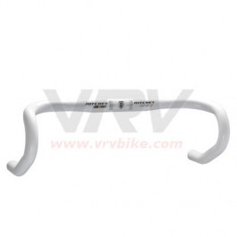 RITCHEY - cintre guidon route WCS aluminium logic II  BLANC Wet White OS 42 cm