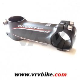 RITCHEY - potence PRO 4 axis aluminium NOIR  logo rouge OS 2014 110 mm