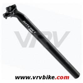 RITCHEY - tige de selle COMP V2 aluminium SB-25 NOIR 350 - 31.6 mm