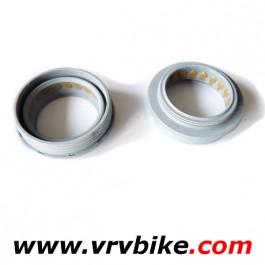 SRAM ROCK SHOX - bourrage joint racleur dust seal 30 mm gris (2 pieces) duke psylo sid reba revelation 11.4308.659.000