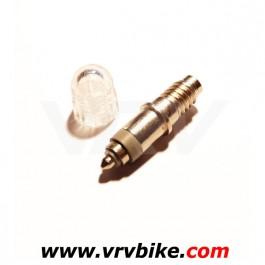 SCHWALBE - obus de remplacement valve Dunlop + bouchons