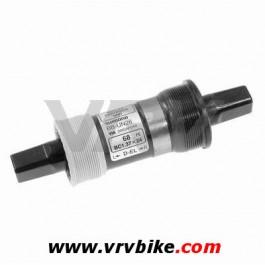 SHIMANO - boitier de pedalier axe carré BB-UN26 BSA 127 mm