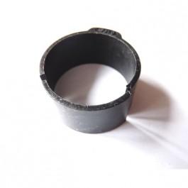 SUNRACE - adaptateur collier dérailleur avant plastique 34.9 vers cadre 31.8 bague réductrice entretoise reduction diamètre