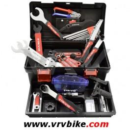 XXX - Coffre boite caisse outils Advanced 42 pièces