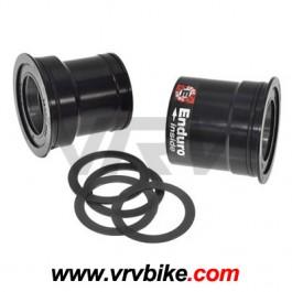 WHEELS MFG MANUFACTURING - boitier de pedalier Press Fit BB30 roulement Enduro standard noir