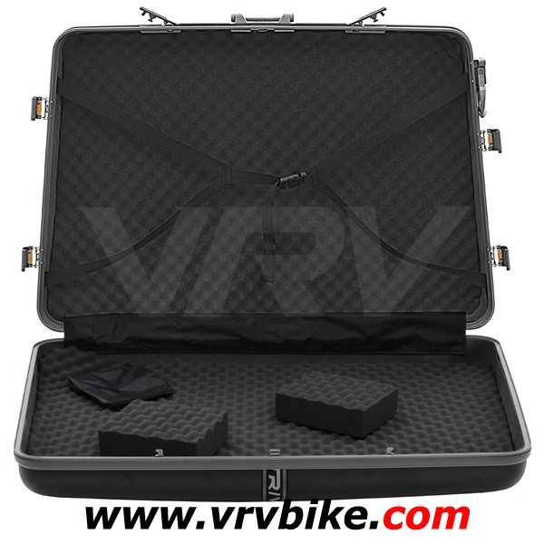 Location valise coffre abs transport velo vtt route for Housse vtt transport