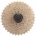 EDGE - cassette vtt route 10 vitesses CSM6010 silver 11-36