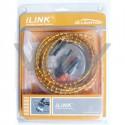 """ALLIGATOR - kit transmission cable gaine derailleur I LINK """"nokon"""" GOLD DORE"""