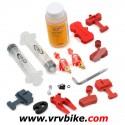 AVID - SRAM - kit purge frein hydraulique juicy code elixir + huile 00.5315.017.000