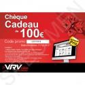 VRV Chèque bon cadeaux achat de 10, 15 .... euros, a vous de choisir