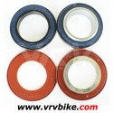 ENDURO BEARINGS - roulements + joints boitier pedalier Sram truvativ GXP 22-24 mm outboard kit (BK-5414)