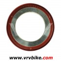 "ENDURO BEARINGS - joint cache poussiere ""bearing covers"" roulement boitier pedalier sram cote axe 22 mm SE MR 2237 Press Fit PF BB86 92"