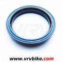 FSA - roulement jeu de direction tapered TH industries 073 1.5' ACB 36/45° 51.9 mm noir joint bleu (1 piece)