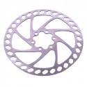 HAYES - disque de frein 6 trous 160 mm + 6 vis