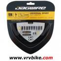 JAGWIRE - kit universal sport shift kit transmission cable gaine derailleur route vtt NOIR (UCK202)
