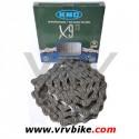 KMC - chaine 9 vitesses X9-73 SILVER