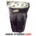 KB KNUCKLEBONE - genouillere protection moto bmx vtt small medium 193-001 ! affaire
