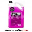 MUC OFF -  Nettoyant dégraissant vélo Biodegradable fast action BIKE CLEANER bidon 2.5 litres