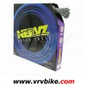 JAGWIRE - NERVZ - cable frein route zinc 1.6 * 1700 mm (boite distributrice 100 pieces)