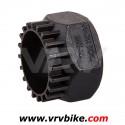 PARK TOOL - cle pour boitier pedalier interne isis octalink carré BBT-32