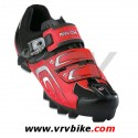 PEARL IZUMI - chaussures VTT MTB Select Race rouge / noir taille 41