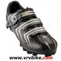 PEARL IZUMI - chaussures VTT MTB ELITE II NOIR silver taille 39