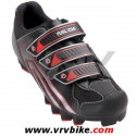 PEARL IZUMI - chaussures VTT MTB Select 3 scratch noir rouge taille 48