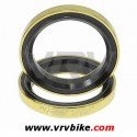 RITCHEY - 2 roulements jeu de direction WCS gold 45/45 41.0 mm