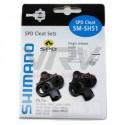 SHIMANO - cales pour pédales automatiques VTT SPD SM-SH51