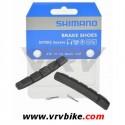SHIMANO - paire de patins frein VTT recharge cartouche V brake XTR M70R2 conditions severes