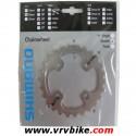 SHIMANO - plateau XT M-785 10 vitesses silver BCD64 - 26 Y1ML26000
