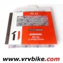 SRAM - chaine 11 vitesses vtt PC X1 + Power Lock (en boite)