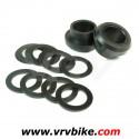 WHEELS MFG - adaptateur boitier de pedalier roulement BB30 PF30 MULTI -> 24 mm shimano