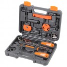 SUPER B TOOL - valise boite caisse coffre outils reparation montage Tool set 21 pièces TBA-300
