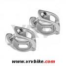 SRAM - AVID - Collier frein SILVER SEUL gauche + droit compatible matchmaker X