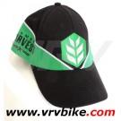 XXX - casquette team Landbouwkrediet credit agicole noir verte brodé