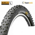 CONTINENTAL - pneu VTT Mountain King Supersonic 26 X 2.2