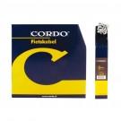 XXX - CORDO - cable frein route acier galvanisé 1.5 * 2250 mm (boite distributrice 100 pieces)
